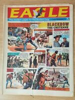 EAGLE COMIC Vol 19 No 26 DAN DARE: BLACKBOW THE CHEYENNE - 29th JUNE 1968
