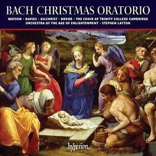 BACH:CHRISTMAS ORATORIO NEW CD
