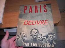 1944.Paris délivré par son peuple.Doisneau.guerre 39-45