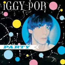 Party - Iggy Pop (2014, CD NEUF) Remaster