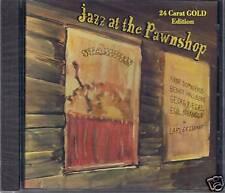 Jazz at the pawnshop, Domnérus 24 carats gold CD neuf emballage d'origine