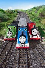 Thomas & Friends POSTER stampati a4 260gsm