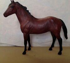 Vintage Breyer Horse. Classic. Dark Bay Mare. Breyer Molding Company. 9 x 6