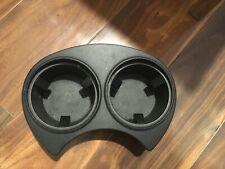 VW BEETLE CUP HOLDER ASHTRAY COIN POT HOLDER BLACK