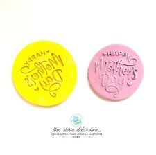 TIMBRI INSIDE OUT Embossing Out HAPPY MOTHER'S DAY Festa Della mamma