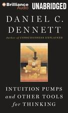 Intuition Pumps and Other Tools for Thinking Dennett, Daniel C. Audio CD