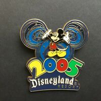 DLR - Disneyland 2005 Collection - Mickey Mouse Disney Pin 35428