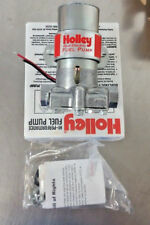 Holley 97 GPH Red Electric Fuel Pump Marine Fume Tube 712-801-1 7PSI 12 Volt