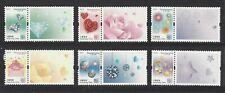 China Hong Kong 2019 Heartwarming Special Stamp side Logo 心思心意