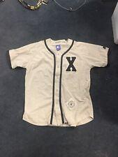 VTG Starter Negro League New York Cubans X Baseball Jersey Spike Lee XL