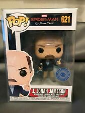New ListingFunko Pop! Spider-man Far From Home 621 J Jonah Jameson Pop in a Box Exclusive!