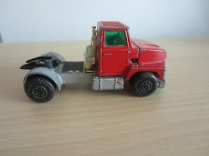 Vintage Matchbox Super Kings K16/18 Ford LTS Series Tractor 1973 Lesney Products