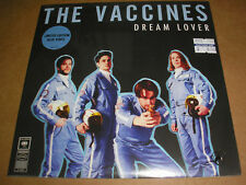 """The Vaccines - Dream Lover 7"""" single new sealed blue colored vinyl Sony"""
