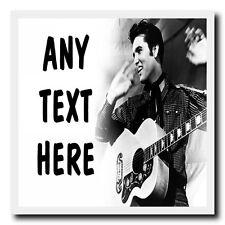 Elvis Presley Personalised Drinks Mat Coaster