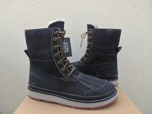 UGG BUTTE AVALANCHE WATERPROOF LEATHER WINTER SNOW BOOTS, MEN US 13/ EUR 46 ~NIB