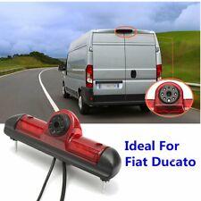 For Fiat Ducato Citroen Relay Peugeot Boxer CCD Brake Light Reversing Camera UK