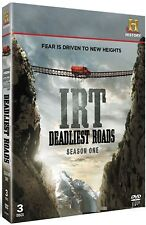 ICE ROAD TRUCKERS IRT WORLD DEADLIEST ROADS 1 (2010) INDIA HIMALAYAS NEW DVD UK