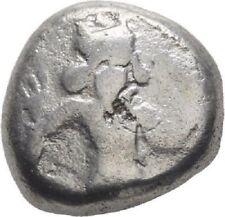 Ancient PERSIA 375-340 BC ACHAEMENID EMPIRE Sardes Silver SIGLOS ARTAXERXES BOW