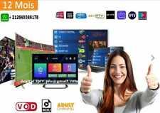 """IP""""TV Smarters Pro Abonnement 12 mois (✔️M3U✔️SMART TV✔️ANDROID ✔️MAG)"""