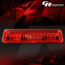 2-ROWS LED 3RD THIRD TAIL BRAKE LIGHT CARGO LAMP RED FOR 04-08 F150/MARK LT