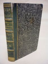 MERVEILLES ET BEAUTÉS  DE LA NATURE EN FRANCE - G.B. PEDDING - 1822 Tome 1