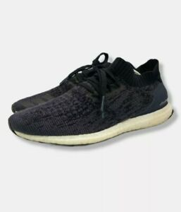 Adidas Mens Size 12 Ultra Boost Uncaged BY2566 Blue Running Sneakers