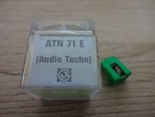 NO USADO Réplica für Audio Technica Aguja atn71e en emb.orig. 12 MESES DE