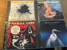 Faith No More [4 CD Alben] Angel Dust + Real Thing + King for a Day + Introduce