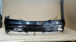 MERCEDES CLS AMG W218 2013-18 REAR BUMPER WITH PDC HOLES GENUINE PART