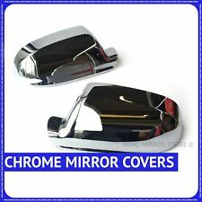 For Audi A5 2009-2012 Chrome wing mirror cover caps