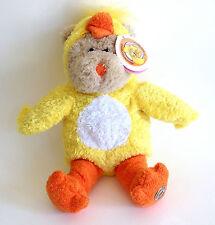 NWT Cutest STARBUCKS Coffee Co Bearista Teddy Bear w/Yellow Duck Outfit 2004