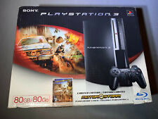 Sony Playstation 3 PS3 80GB MotorStorm Backwards Compatible Brand New