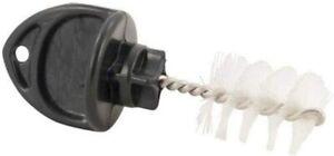 3xPack - INTERTAP Kegerator Beer Tap Brush Plug - Tap Brush Cleaner & Spout Plug