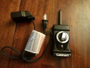 Cuisinart MTP-010-01 Heat Temperature Control Probe Magnetic Cord MDP-2 Fondue .