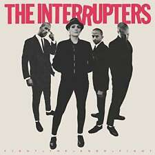 The Interrupters - Fight The Good Fight NEW CD