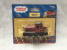 ERTL THOMAS FRIENDS - 'SALTY' & Locomotora-ON tarjeta