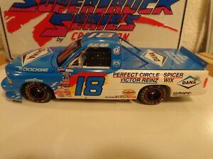 Nascar diecast 1/24 Dodge truck.#18 Butch Miller Dana. Revell
