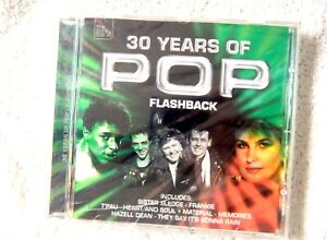 45072 30 Years Of Pop Flashback [NEW & SEALED] CD (2005)