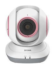 D-Link EyeOn Pet Video Monitor HD360 Wireless camera DCS-855L 16GB microSD Card
