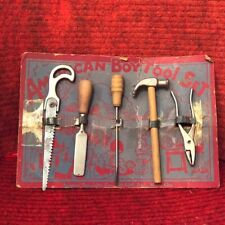 New ListingAntique Tools ☆ Woodworking Vintage Tools • American Boy ☆Usa