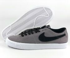 sale retailer e48cd 00ae0 Nike SB Zoom Blazer Low Gunsmoke Dark Grey Black White 864347-003 Men s 9.5