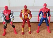 "Amazing Spider-Man 3.75"" Spider-Man Action Figures 3 Different Suits"