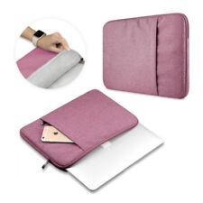 Housses et sacoches roses en nylon pour ordinateur portable