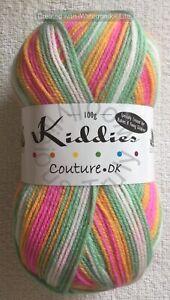 Cygnet Kiddies Couture DK Print Double Knitting Wool Yarn 100g Jaffa - #260