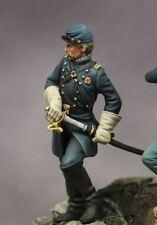 Oficial de la Unión Beneito Little Round Top Gettysburg 1863 54mm sin pintar KIT