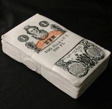 Vintage Porcelain Match Box Striker Austrian Gulden