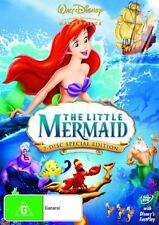 The Little Mermaid (DVD, 2006, 2-Disc Set)
