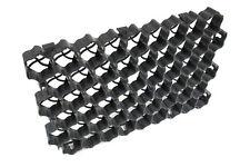 40RLG Paddockplatten Rasengittersteine Gehwegplatten Kunststoff Rasenwabensteine