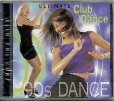 ULTIMATE CLUB DANCE  [CD] TECHNOTRONIC Cathy Dennis - BRAND NEW SEALED!