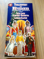 Tchaikovsky – The Nutcracker : Deluxe 2 x CD Collector's Edition With Scenery